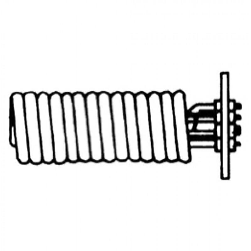 Теплообменник для водонагревателя у газовой колонки течет теплообменник